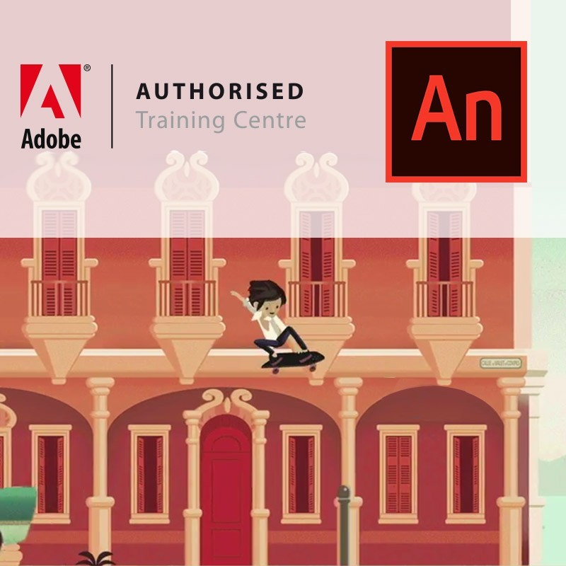 cursus Adobe Animate