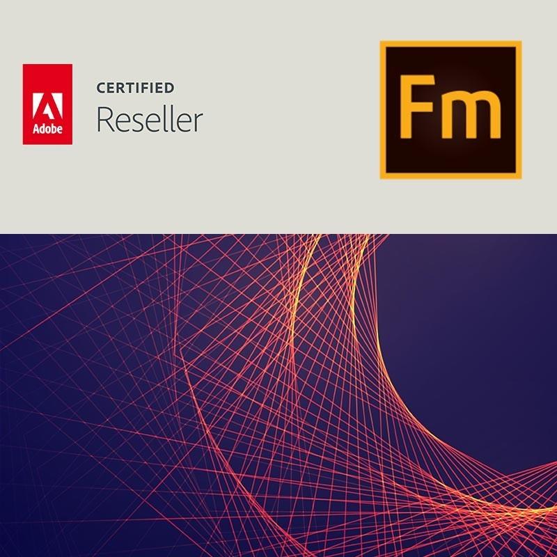 FrameMaker voor bedrijven   Enterprise   Verlenging   Engels   Level 3 50 - 99