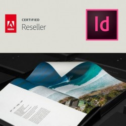 InDesign CC voor bedrijven | Enterprise | Verlenging | Engels | Level 3 50 - 99