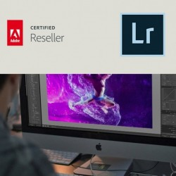 Lightroom w Classic voor bedrijven | Enterprise | Verlenging | Engels | Level 3 50 - 99