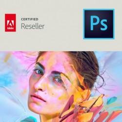 Photoshop CC voor bedrijven | Enterprise | Nieuw CC-account | EU talen | Level 4 100+