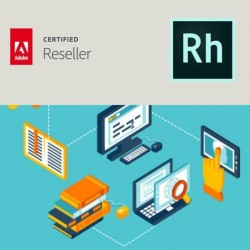 RoboHelp Office voor bedrijven | Enterprise | Nieuw CC-account | Engels | Level 13 50 - 99 (VIP Select)