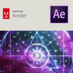 After Effects CC voor bedrijven | Enterprise | Uitbreiding CC-account | Engels | Level 3 50 - 99