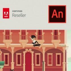 Animate CC voor bedrijven | Enterprise | Uitbreiding CC-account | Engels | Level 1 1 - 9