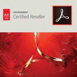 Acrobat Pro DC voor overheid   Enterprise   Uitbreiding CC-account   Engels   Level 14 100+ (VIP Select)