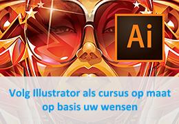 Illustrator als cursus op maat