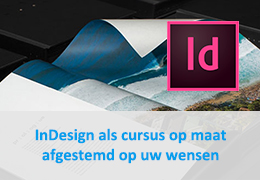 Klassikale cursus InDesign