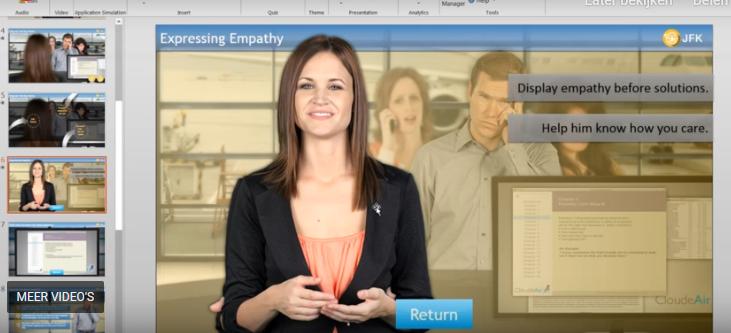 Presenter e-learning maken