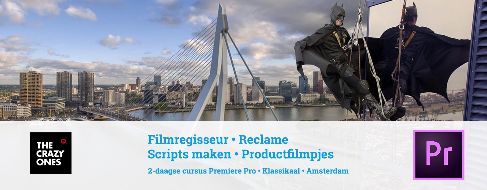 Filmregisseur vervangt papier voor video