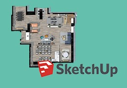 Projecten presenteren in SketchUp